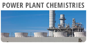 Power Plant Chemistries